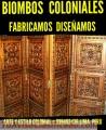 TALLADOS COLONIALES PERUANOS EXCLUSIVOS