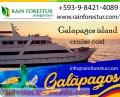 Galapagos island cruise cost