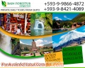 Private daily tours from quito